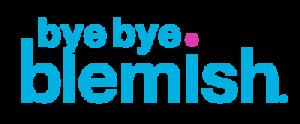 Bye Bye Blemish Logo